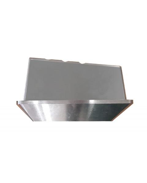 Mini plate Deep tuttle box for alloy foils