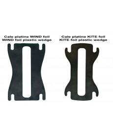 PLASTIC WEDGE PLATE - BOARD