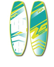 POCKET AIR - V3 BOARD FOIL & SURF