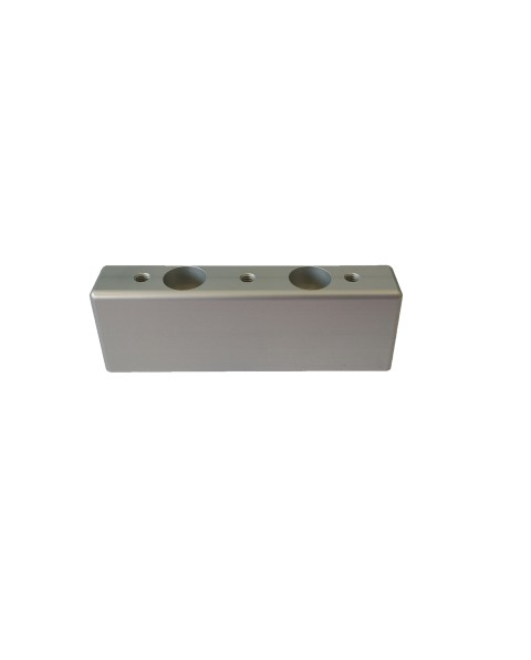 KF box adaptater for alloy foils
