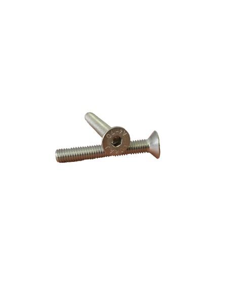 SCREWS PLATE-MAST alloy foil 3 M8X55MM